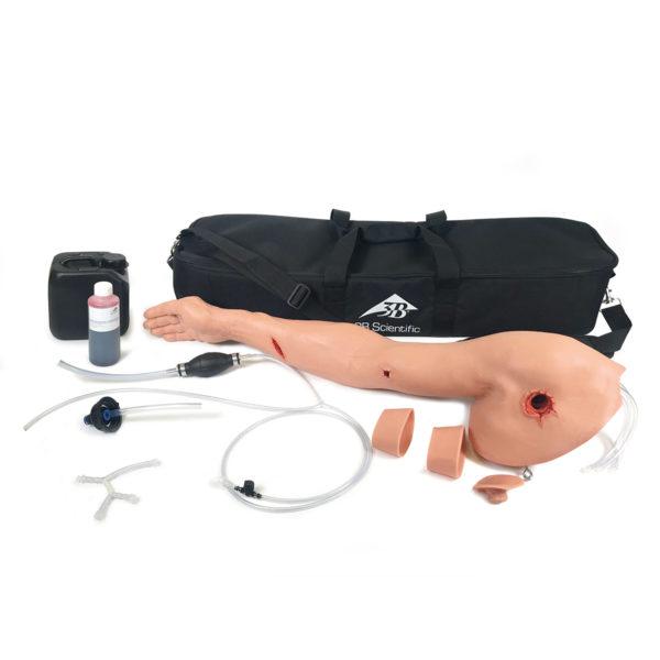 Brazo de entrenamiento de control de hemorragias P102
